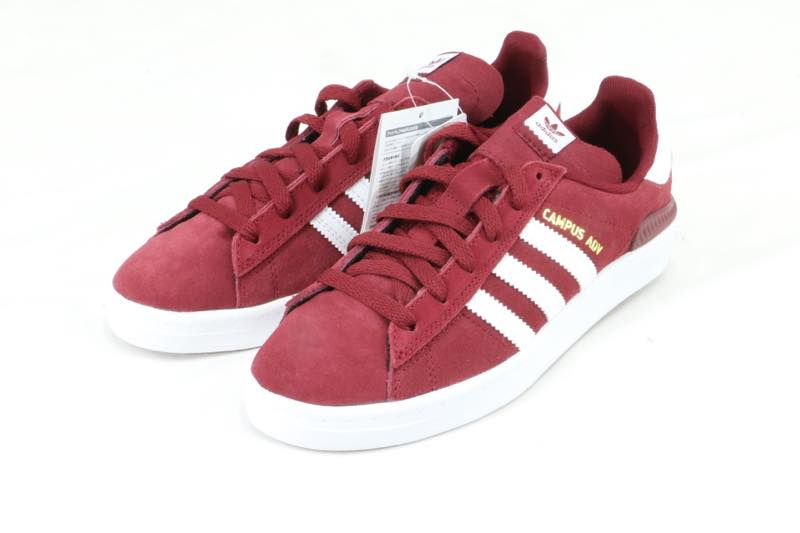 It is ADIDAS skateboarding CAMPUS VULCADV model. The color is certainly  popular color   model of this autumn in burgundy! It is the good shoes that  I wear ... 4cbb0c976