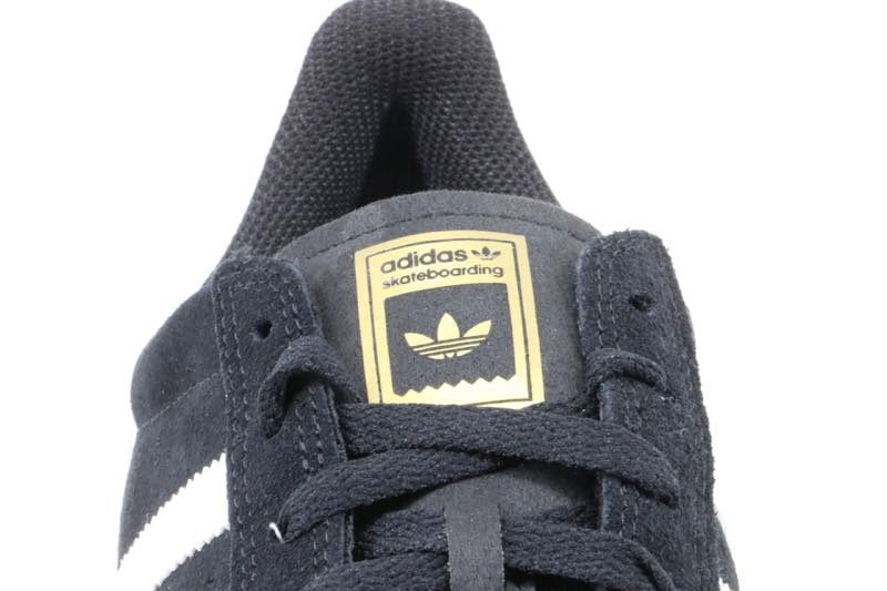 A model of the ADIDAS SKATEBOARDING SUPERSTAR best! Very light! It is an  attributive color! BLACK WHITE GOLD B22759 7f6021be4
