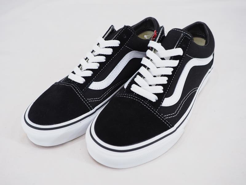VANS OLD SKOOL color black/white vans shoes old school sneakers domestic  regular article