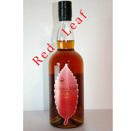 700 ml of Ichiro's malt wine Wood reservations
