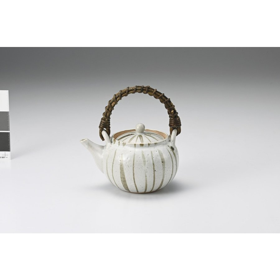 淡十草 土瓶 / 信楽焼(セラメッシュ)