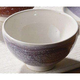 彩 飯碗(ブルーベリー) 5個組 /  信楽焼