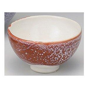 彩 飯碗(ラズベリー) 5個組 /  信楽焼