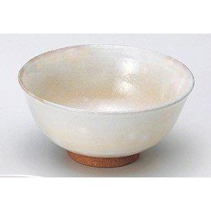 〈椿秀窯〉銀灰 飯碗(小) 5個組 /  萩焼