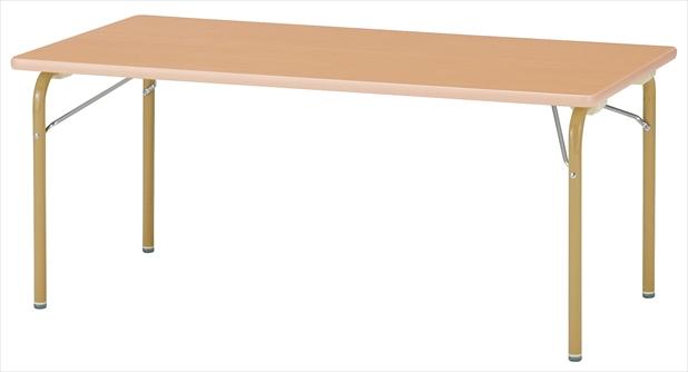 TOKIO【藤沢工業】 キッズテーブル 角形・ロータイプ JRK-0945L W900xD450xH380