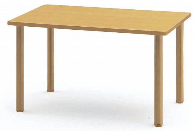 TOKIO【藤沢工業】 介護・福祉用昇降テーブル(樹脂カバー脚タイプ) MOT-1575 W1500xD750xH700~750mm