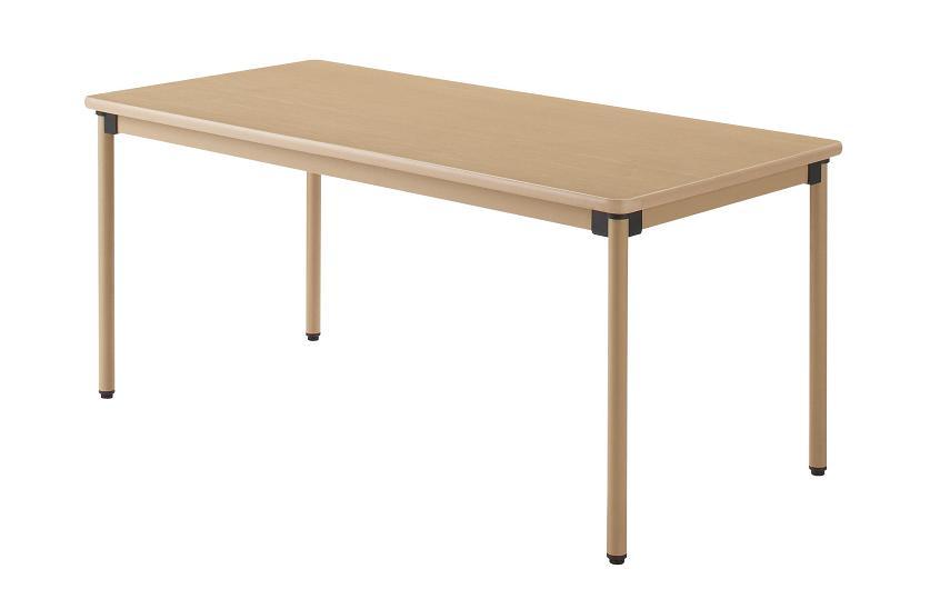 HITECHWOOD【ハイテクウッド】 介護・福祉用テーブル UFT-ST1675 W1600xD750xH700mm