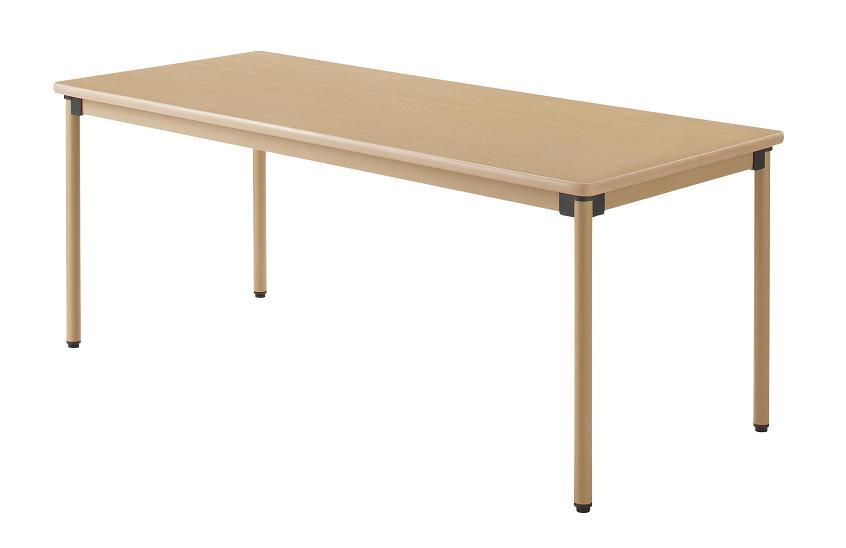 HITECHWOOD【ハイテクウッド】 介護・福祉用テーブル UFT-ST1875 W1800xD750xH700mm