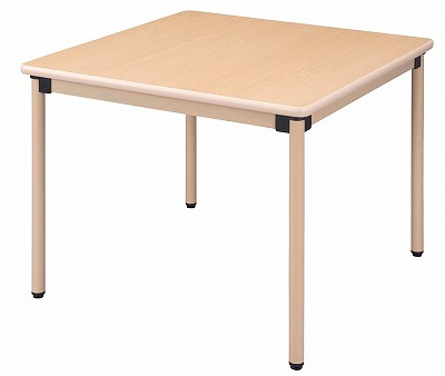 HITECHWOOD【ハイテクウッド】 介護・福祉用テーブル UFT-ST9090 W900xD900xH700mm