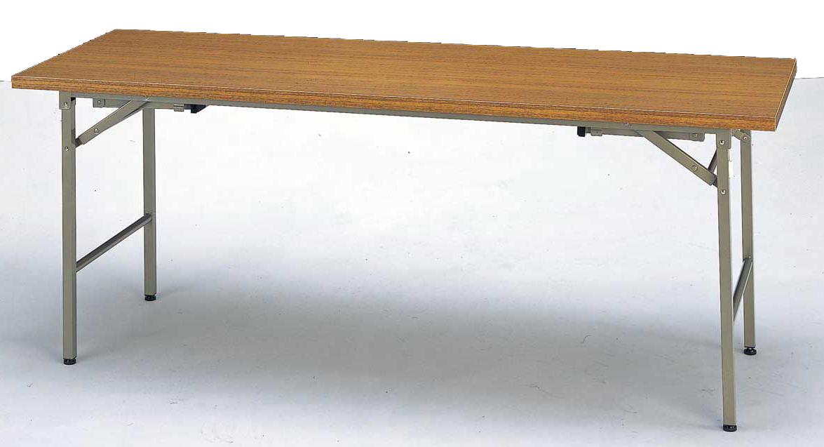 最高品質の HITECHWOOD【ハイテクウッド】 折りたたみ式会議用テーブル(座卓兼用)ITO-KRH1860NT W1800xD600xH700(H330), 業務用厨房機器の飲食店厨房館:ad05c2c9 --- lexloci.com.br