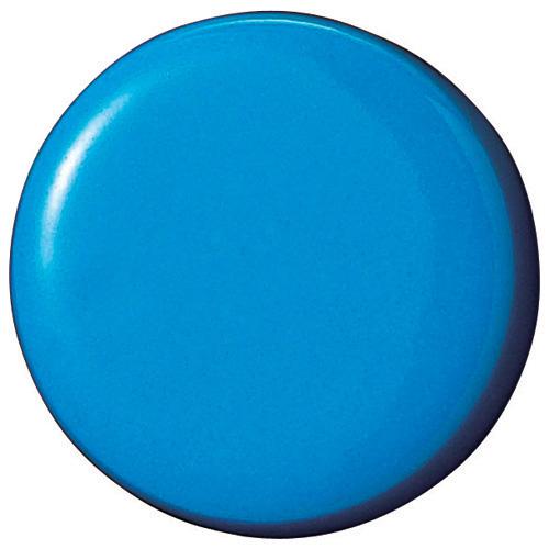 コーテイングタイプだからホワイトボードを傷つけにくい ジョインテックス 両面強力カラーマグネット 期間限定 B270J-B 日本正規代理店品 18mm青