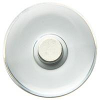 薄型フォルムの強力マグネット 大放出セール . ソニック 5個 新色追加して再販 プッシュマグネットMG-793-T透明Φ30mm