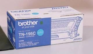 brother(ブラザー) 国内純正品 TN-195C シアン トナー (4,000枚)