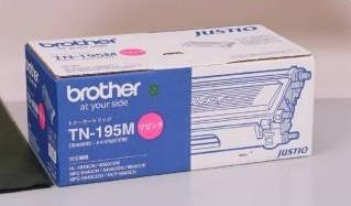 brother(ブラザー) 国内純正品 TN-195M マゼンタ トナー(4,000枚)
