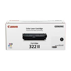 CANON(キヤノン) 国内純正品 トナーカートリッジ322II ブラック