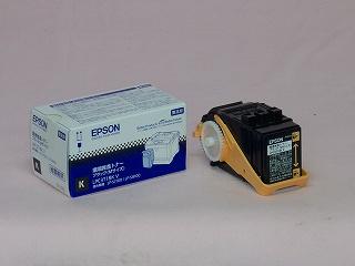 EPSON(エプソン)国内純正品 LP-S7100用 LPC3T18KV 環境推進トナー ブラック Mサイズ(5,500枚)