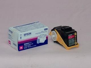 マゼンダ EPSON(エプソン)国内純正品 環境推進トナー LPC3T18MV LP-S7100用 Mサイズ(6,500枚)