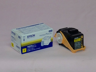 EPSON(エプソン)国内純正品 LP-S7100用 LPC3T18YV 環境推進トナー イエロー Mサイズ(6,500枚)
