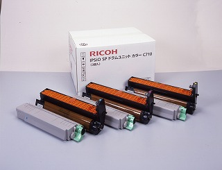 RICOH(リコー)国内純正品 IPSIO SPドラムユニット カラー C710