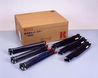 RICOH(リコー)国内純正品 感光体ユニットカラータイプ9800