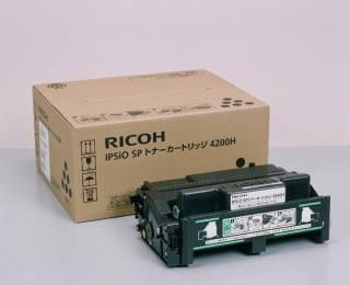 RICOH(リコー)国内純正品 IPSIO SP トナー4200H