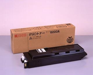 RICOH(リコー)国内純正品 トナーカートリッジブラックタイプ6000A