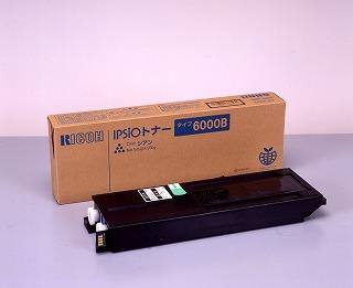 RICOH(リコー)国内純正品 トナーカートリッジシアンタイプ6000B