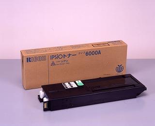 RICOH(リコー)国内純正品 トナーカートリッジシアンタイプ6000A