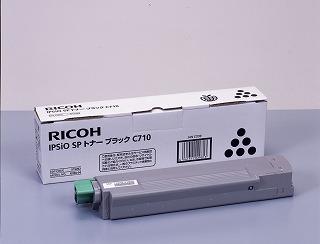 RICOH(リコー)国内純正品 IPSIO SPトナーブラック C710