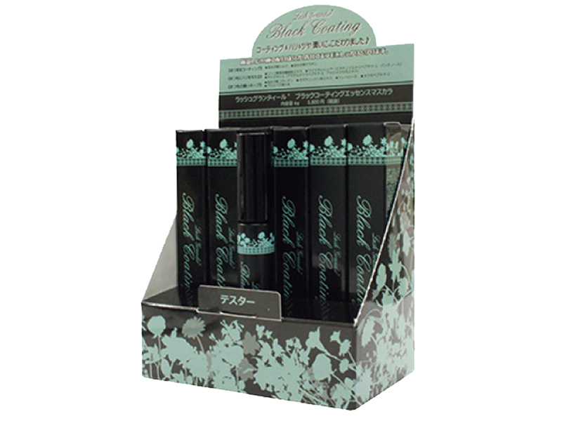 【送料無料】【テクニコ】ラッシュグランディール [ブラックコーティングマスカラ] 12本セット