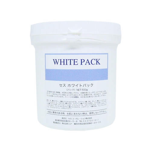 【送料無料【送料無料】セス】セス 500g cess ホワイトパック cess 500g, おたまや:ad78dd55 --- officewill.xsrv.jp