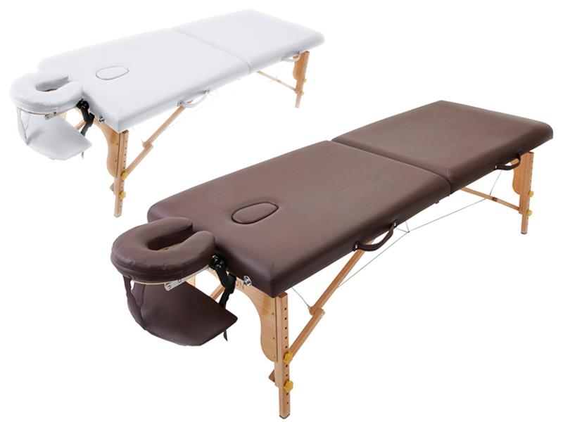 【送料無料】軽量木製折りたたみベッド EB-03DX(キャリーバッグ付)全2色