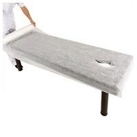 【送料無料】ペーパーシーツ(防水タイプ) ホワイト(4本セット) 幅90cm×高さ95cm