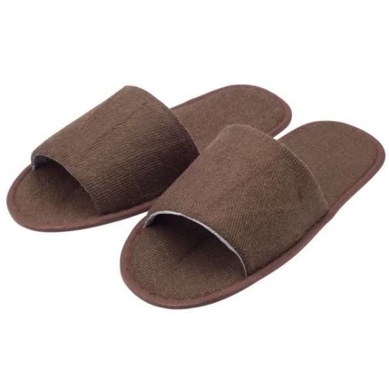 fe8d6575b75 IYASHI KOUBOU  Soft thick paper slippers SP 60