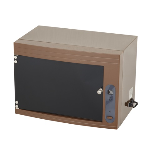 【送料無料】紫外線消毒器(デジタルタイマー付)ステアライザー/ブラウン