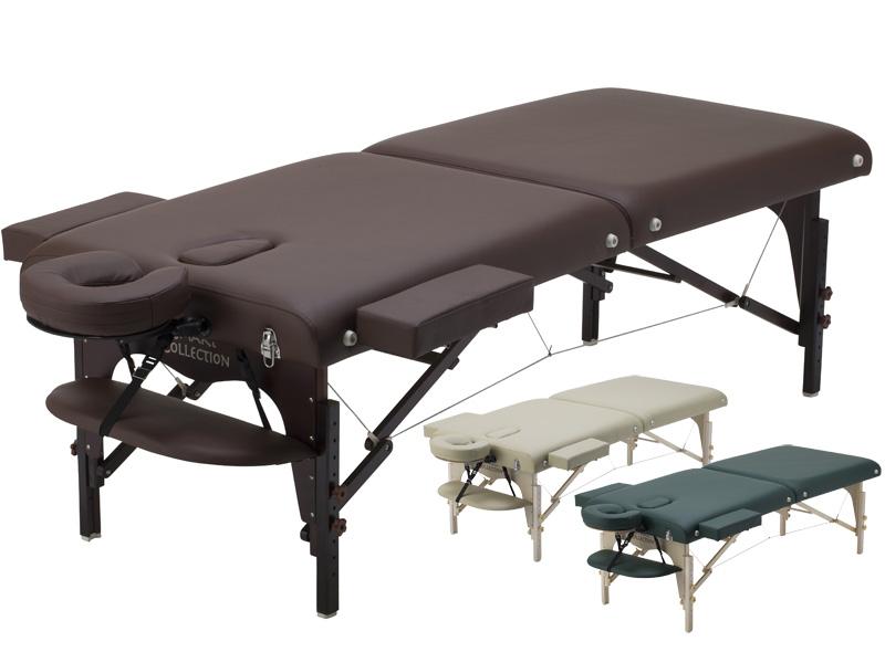 楽天市場】【送料無料】【有孔仕様】高級ワイド木製折りたたみベッド