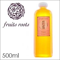 【送料無料】フルーツルーツ ハッピーマッサージオイル 500ml