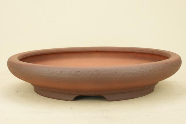 時代鉢 朱泥 袋式和丸鉢(無傷)いよじ園