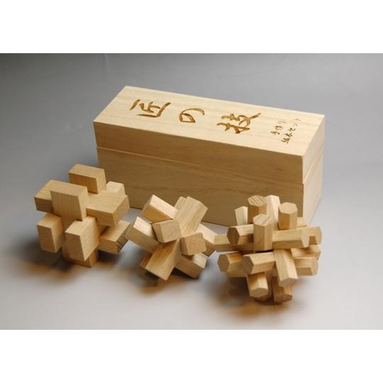 手作り組木セット 匠の技