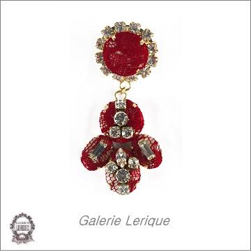 Galerie Lerique ガレリエレリック ピアス glo338