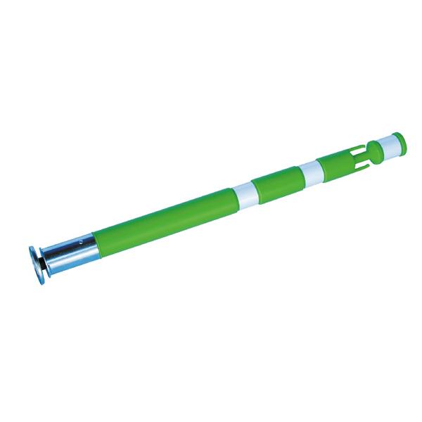 【送料無料】パッチンスタンド(マグネット式)AR-1492(グリーン色)10本:敷鉄板(敷き鉄板)用。強力マグネット式で設置が簡単!振動によるズレを防止。プラスチックチェーンを掛けられるフック付き進入禁止・区画整理などに。ポール55φ(台座80φ)×800L。アラオ, e-prom ギフト 販促品:9378b57f --- sunward.msk.ru