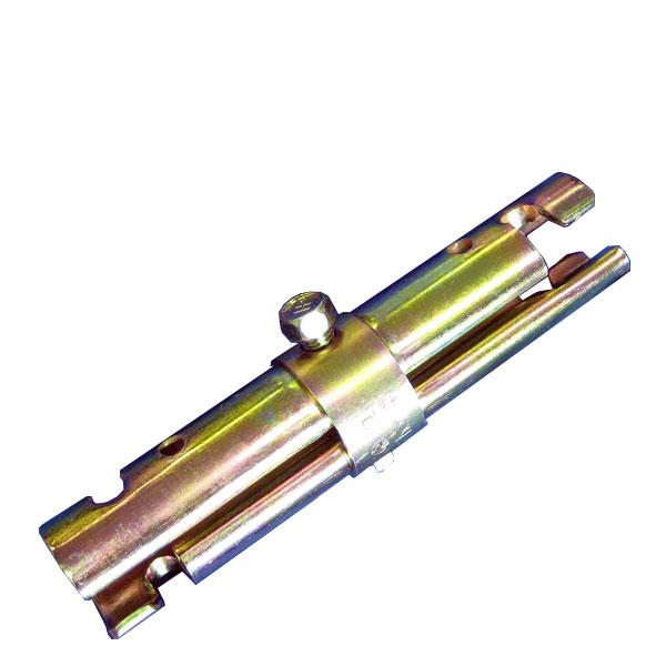 【マルチジョイント10本】φ48.6単管パイプどうしを確かにつなぐ 。仮設工業会認定品。新規格軽量鋼管対応品。中央部ボルトの開閉で圧着。仮設足場資材。足場使用可、手すり、単管パイプ、ピン付パイプにも対応。布材,斜材、建地材。(SRG、旧ホリーhory), ナマコのコスメショップ:f9b94aef --- sunward.msk.ru