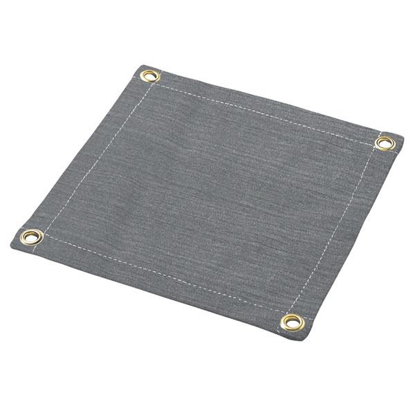 ブラックパワーKS 620S 巾900mm×30m巻 1本【厚み:0.7mm】※加工前※ 瞬間使用温度:1300℃ 連続使用温度:250℃ 片面シリコン加工,耐熱クロス,溶接,熱,火花,620S-R(大中産業)