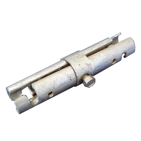(ドブメッキ) マルチジョイント 30本セット 仮設工業会認定品。単管パイプどうしを結合。新規格軽量鋼管対応品。高防錆(サビ)性能。長期利用に最適。仮設資材,太陽光パネル架台,住宅足場,手すり,Φ48.6パイプ用(SRG,旧ホリーhory)