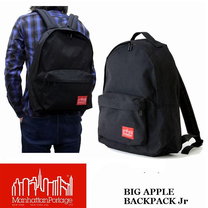 マンハッタンポーテージ MP1210JR Big Apple Backpack jr リュック バックパック Manhattan Portage