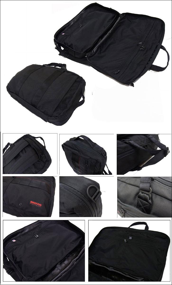 BRIEFING c-3 LINER 3WAY c-3 liner bag briefing, shoulder-bag, daypack