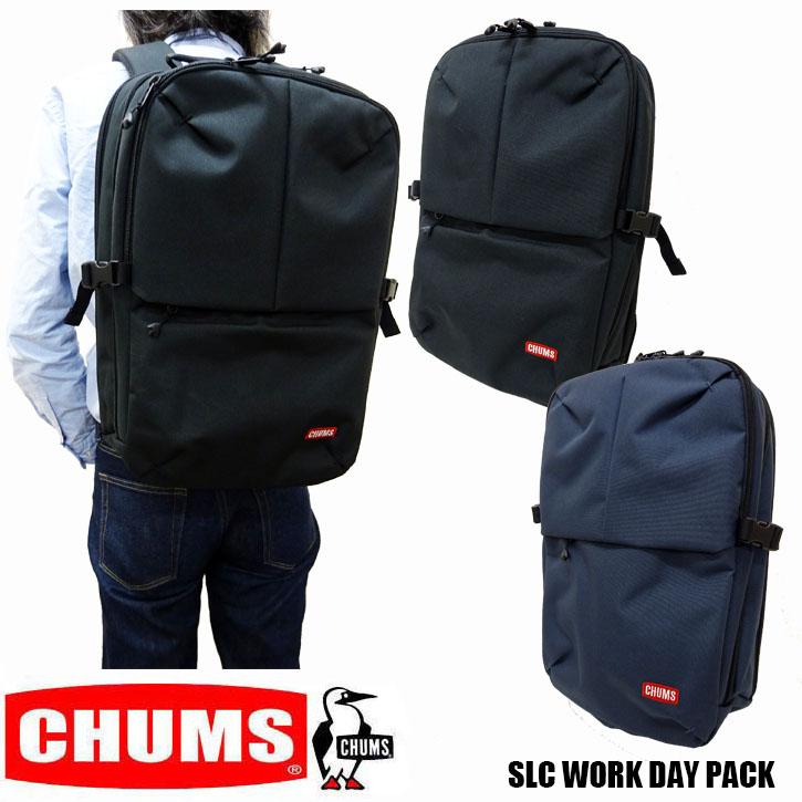 CHUMS SLC WORK DAY PACK チャムス SLC ワーク デイパック リュック バックパック ch60-2992