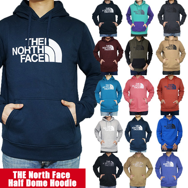 7dace9b43ed16 North face parka men's half dome pullover sweatshirts hoodies The North  Face Men's Half Dome Hoodie ...