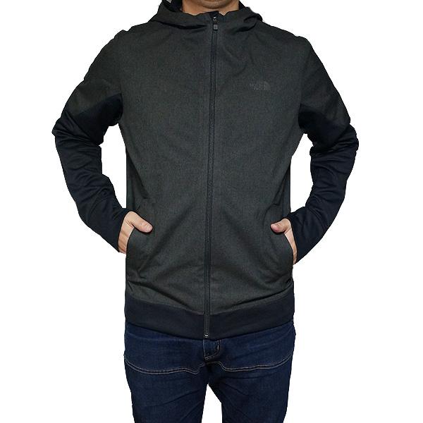 716b4461e87c North Face men kilowatt jacket black black The North Face Men s Kilowatt  Jacket Tnf Black Heather