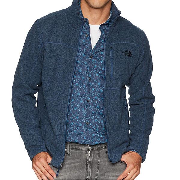 ノースフェイス メンズ フリースジャケット ゴードン リヨン フリース ジャケット ブルー The North Face Men's Gordon Lyons Fleece Jacket Shady Blue Heather